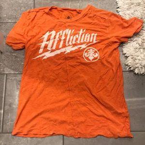 Men's Affliction T-shirt XXL